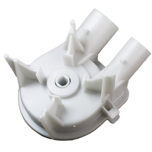 Picture of Replacement Washing Machine Direct Drive Pump Part 3363394 for Whirlpool Brand Washers