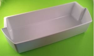 Picture of Replacement Refrigerator Door Bin Part 2187172 for Whirlpool Brand Refrigerators